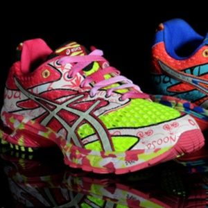 Asics Gel-Noosa Tri 6 Running shoes women 6.5 USED